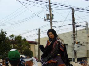 上杉謙信役 ガクトさん