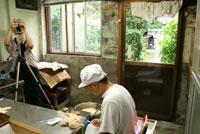 月刊「新潟komachi」 亀の形のどら焼き