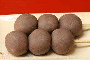 国産 北海道小豆100% あんだんご