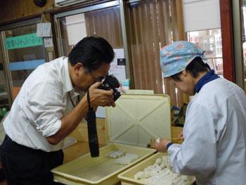 加藤先生写真撮影