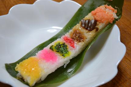 糸魚川押し寿司