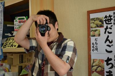 中嶋さんカメラ