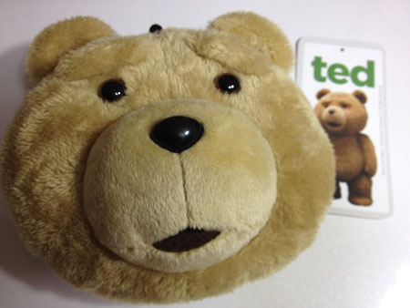 tedクマ