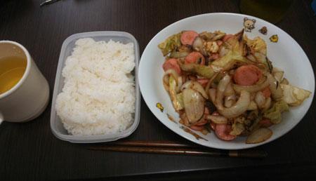 今日のご飯5