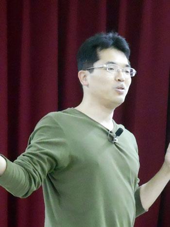 横田秀珠先生3